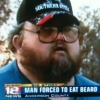 Man Forced to Eat Own Beard